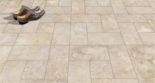 方格菱形花纹瓷砖